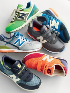 New Balance collaboration with J Crew