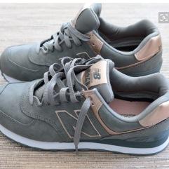 Grey/Bronze colourway