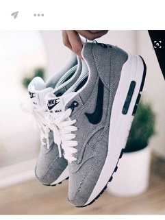 Fabric Nike Air Max