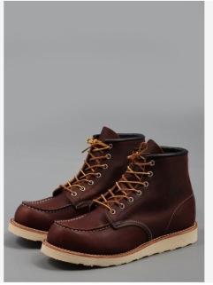 Redwing Moc Toe Boots